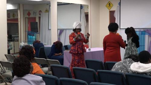 2nd Annual Ladies Empowerment Nights 21