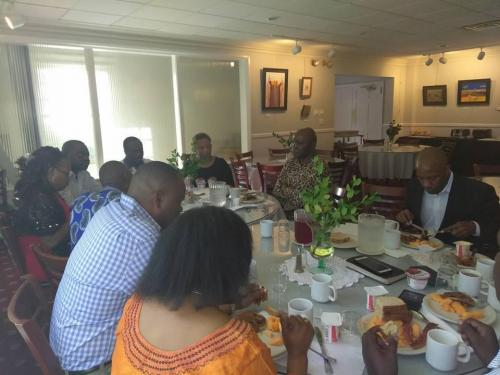 African Pastors Forum in New England, MA18
