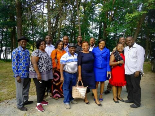 African Pastors Forum in New England, MA 1
