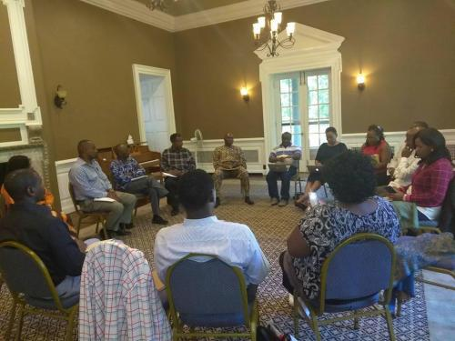 African Pastors Forum in New England, MA 13