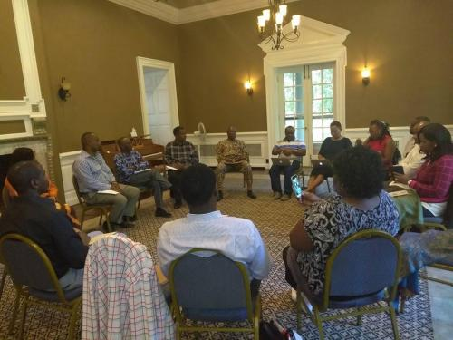 African Pastors Forum in New England, MA 14