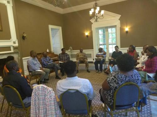 African Pastors Forum in New England, MA 15