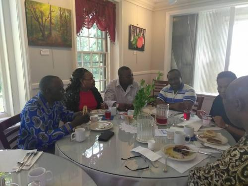 African Pastors Forum in New England, MA 19