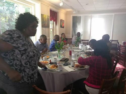 African Pastors Forum in New England, MA 21