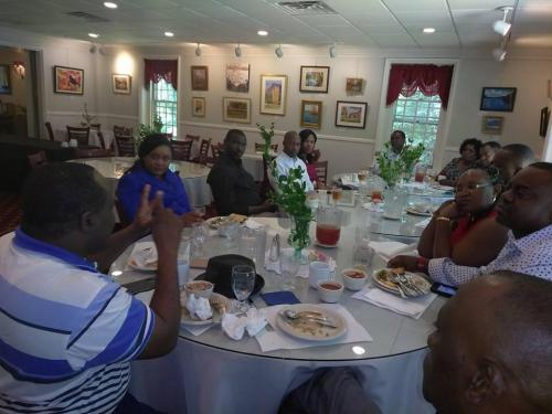 African Pastors Forum in New England, MA 23