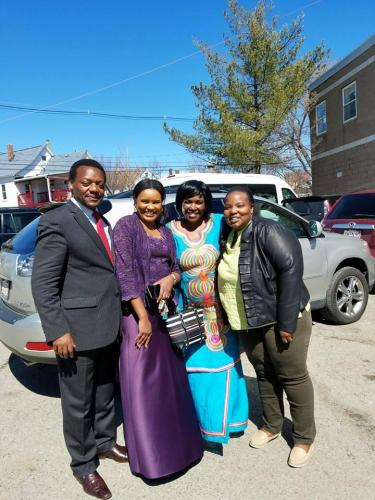 African Pastors Forum in New England, MA 24