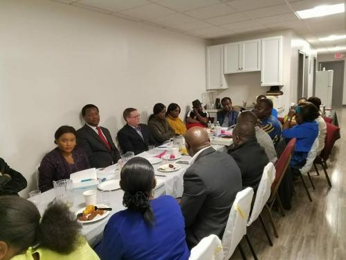 African Pastors Forum in New England, MA 26
