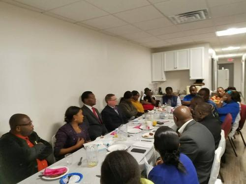 African Pastors Forum in New England, MA 28