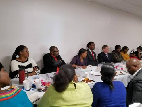 African Pastors Forum in New England, MA 29
