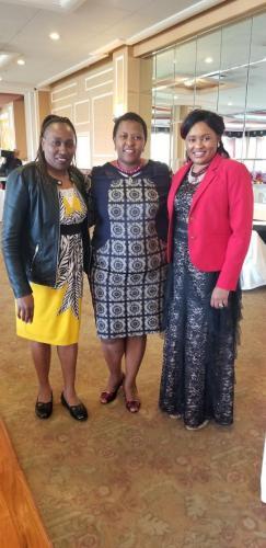 KCFA Women Retreat Northern Region 1
