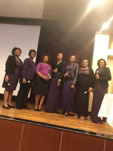 KCFA Women Retreat Northern Region 7