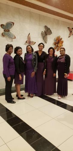 KCFA Women Retreat Northern Region 9