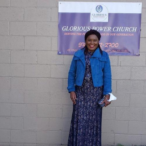 Pastor Lucy Paynter.8