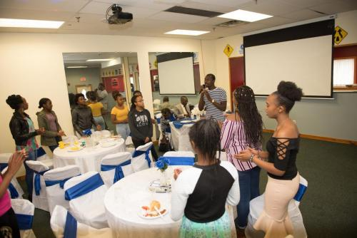 Refresher and Equiping Youth Breakfast 2018 28