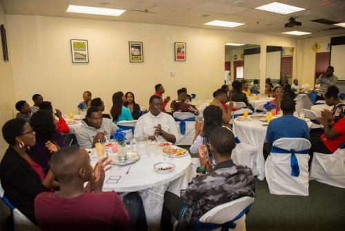Refresher and Equiping Youth Breakfast 2018 30