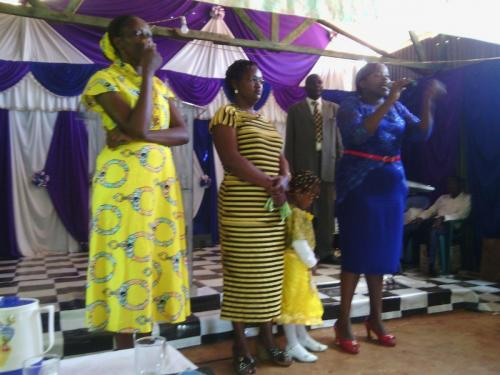 The Anointed of God Ministries gitugi branch 47
