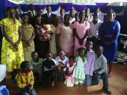 The Anointed of God Ministries gitugi branch 48