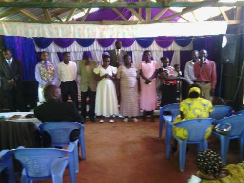 The Anointed of God Ministries gitugi branch 49