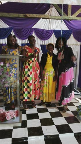 The Anointed of God Ministries gitugi branch 50