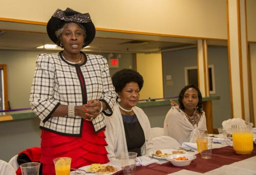 Women Ministers Network 13
