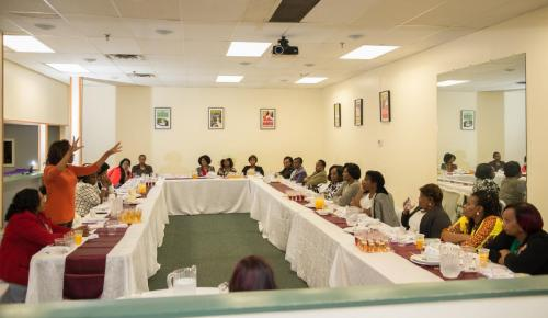 Women Ministers Network 31