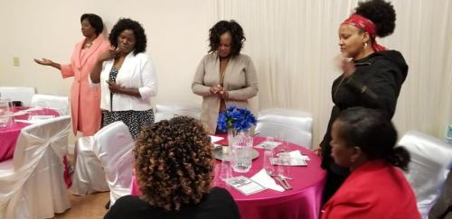 Women Ministers Network 42