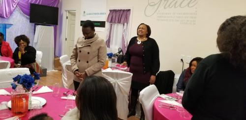 Women Ministers Network 43